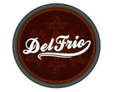 Del Frio, Dolmen Mall Karachi Logo