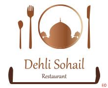 Delhi Sohail Restaurant Karachi Logo