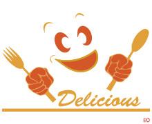 Delicious Karachi Logo