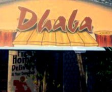 Dhaba, M. M. Alam Road Lahore Logo