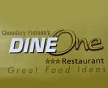 Dine One Karachi Logo