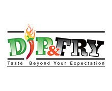 Dip & Fry, Gulshan-e-Iqbal Karachi Logo