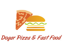 Dogar Pizza & Fast Food Lahore Logo