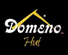 Domeno Hut, Gulberg Lahore Logo