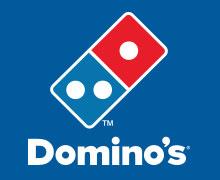 Domino's Pizza - Blue Area