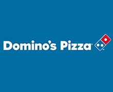 Dominos Pizza, DHA Lahore Logo