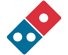 Domino's Pizza, Hyderi Karachi Logo