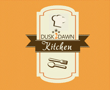 Dusk2Dawn Kitchen Lahore Logo