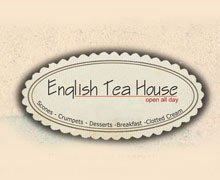 English Tea House Lahore Logo