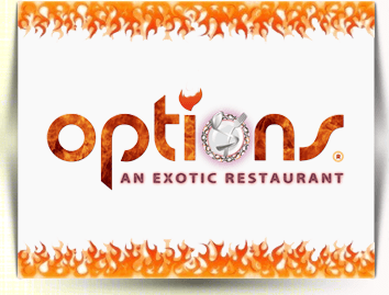 Options Exotic Restaurant Lahore Logo