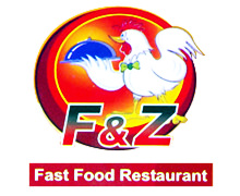 F & Z Fast Food Restaurant Lahore Logo