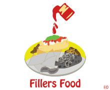 Fillers Food Karachi Logo