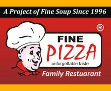 Fine Pizza - Link Road Lahore Logo