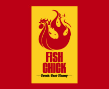 Fish Chick Karachi Logo