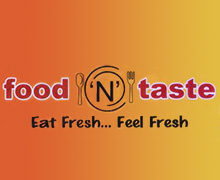 Food and Taste Branch 2 Lahore Logo
