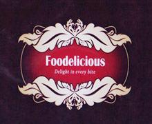 Foodelicious Lahore Logo