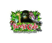 Forest Cafe Lahore Logo