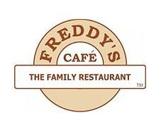 Freddys Cafe, M. M. Alam Road Lahore Logo