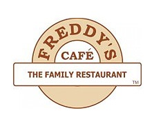 Freddys Chocolate Shop, M. M. Alam Road Lahore Logo