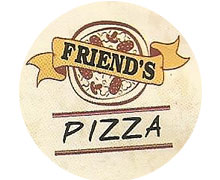 Friends Pizza, F.B Area