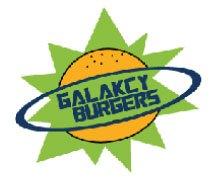 Galaxy Burgers Karachi Logo