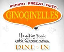 GinoGinelles, Khadda Market Karachi Logo