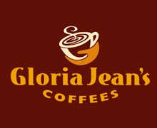 Gloria Jeans Coffees, Dolmen Mall Clifton Karachi Logo