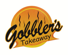Gobblers Take away Lahore Logo
