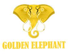 Golden Elephant Lahore Logo