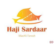 Haji Sardaar Machli Farosh, Cantt Lahore Logo
