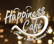 Happiness Cafe, Johar Town Lahore Logo