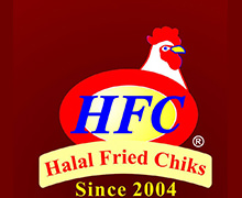 HFC (Halal Fried Chicken), Phase 2 Lahore Logo