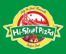 Hi Street Pizza Karachi Logo