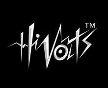 Hi-Volts Cafe Islamabad Logo