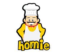 Homie Karachi Logo