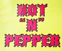 Hot n Pepper Karachi Logo