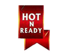 Hot N Ready, Samanabad Lahore Logo
