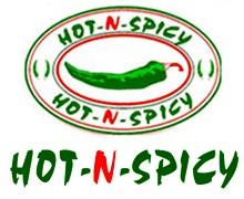 Hot N Spicy, Khayaban e Rahat Karachi Logo