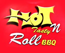 Hot N Tasty Roll Bar B Q Karachi Logo