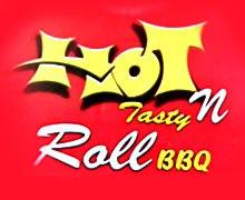 Hot N Tasty Roll BBQ Karachi Logo