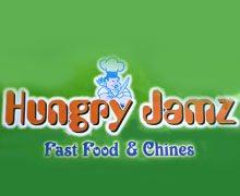 Hungry Jamz Karachi Logo
