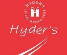 Hyder's Karachi Logo