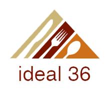 Ideal 36 - North Nazimabad Karachi Logo