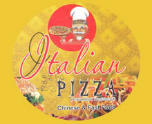Italian Pizza, Model Town Gujranwala Logo