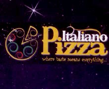 Italiano Pizza, Tariq Road Karachi Logo