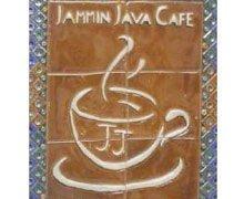 Jammin Java Cafe, M. M. Alam Road Lahore Logo