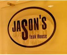 Jason Steak House, Pearl Continental Lahore Logo