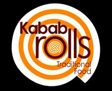 Kabab Rolls Karachi Logo