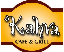Kahva Cafe and Grill Karachi Logo