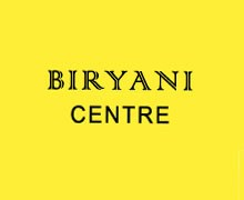 Karachi Biryani Centre, Jamrood Road Peshawar Logo